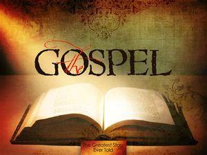"Pastor Joe Aymond, ""The Gospels"" Playlist"