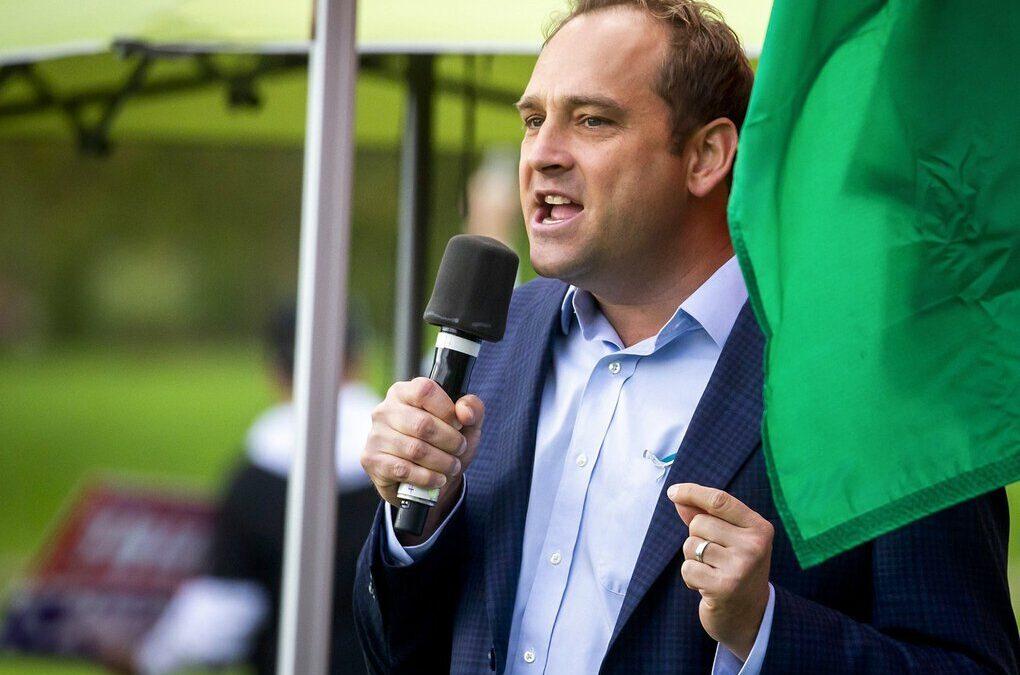 I Know Matt Larken…Vote Him Into Office